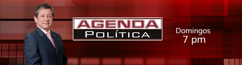 Espacio que nos muestra las diferentes notas relacionadas con el acontecer político nacional, así como entrevistas a las autoridades de Gobierno y el Congreso.