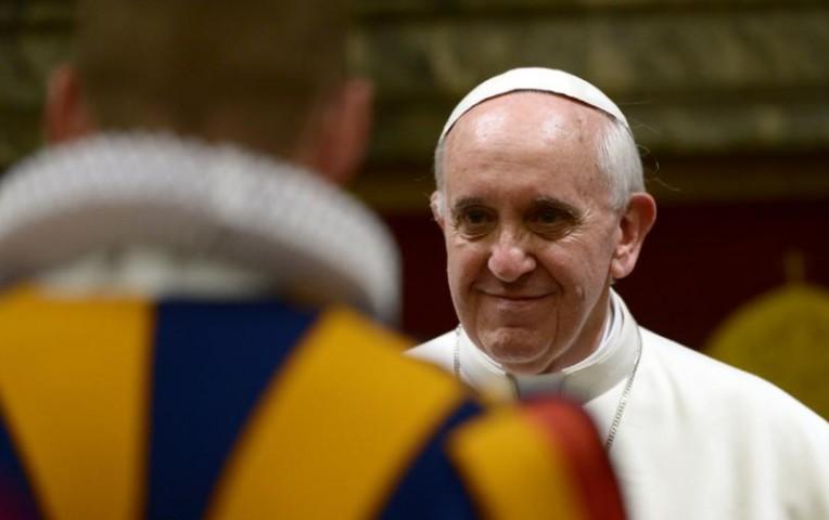 Papa Francisco a la Guardia Suiza: partido con Argentina será 'la guerra' | Internacionales