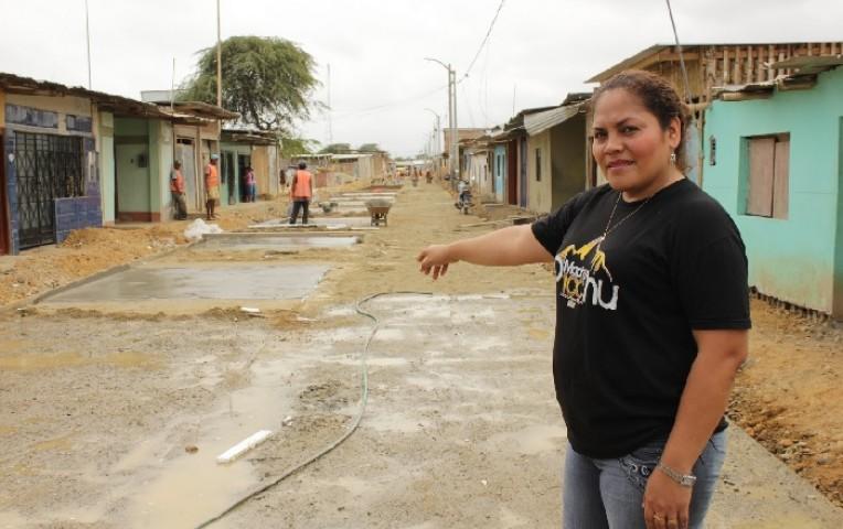 Delincuentes disparan a la casa de la alcaldesa de Tumbes   Actualidad