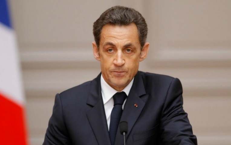 Detienen a expresidente francés, Nicolás Sarkozy por supuesto tráfico de influencias   Internacionales