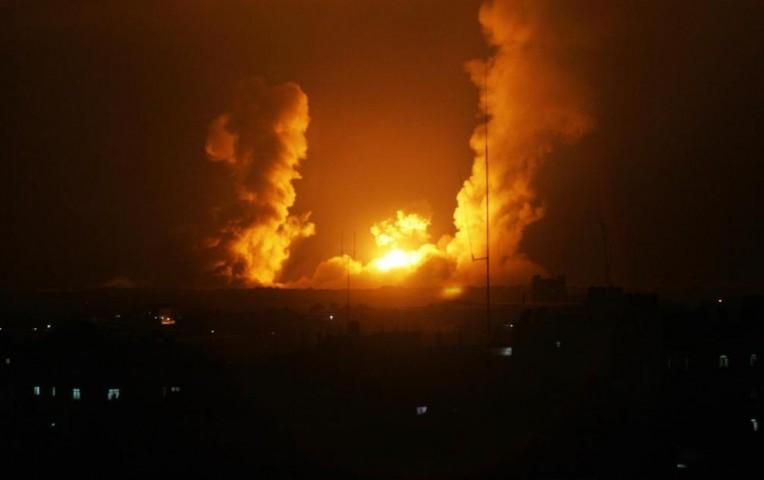 Gaza fue bombardeada por Israel tras hallazgo de 3 adolescentes sin vida | Internacionales