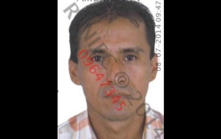 Linier Mozombite Cartagena. Foto: RENIEC