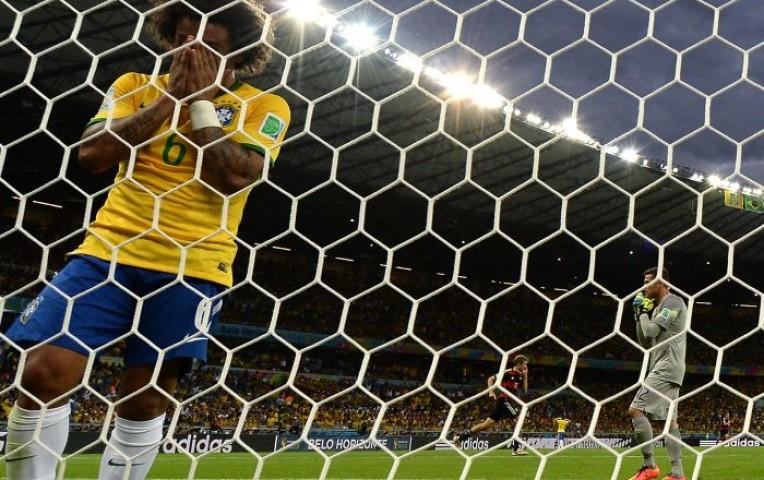 Alemania eliminó a Brasil con un 7-1 y jugará la final del Mundial | Deportes