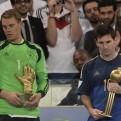 Messi ganó el Balón de Oro, pero no figura en el equipo ideal de la FIFA