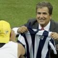 FPF estudia la posibilidad de contratar al técnico colombiano Jorge Luis Pinto