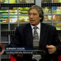 Germán Leguia: Messi no tiene vida privada