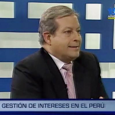 El 90% de las actividades de lobby o cabildeo en el Perú es informal