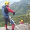 Espeleólogo español fue rescatado tras dos semanas atrapado en una cueva