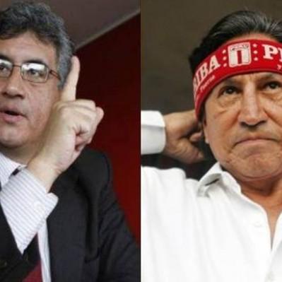 Sheput: Cuando Toledo se coloca la vincha, cree que el Perú sigue siendo el del 2001