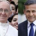 Presidente Humala se reunirá con el papa Francisco en la Santa Sede