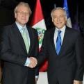 Cancilleres del Perú y Chile conversaron sobre presunto espionaje