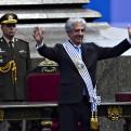 Tabaré Vázquez asume su segundo mandato en Uruguay en intensa jornada