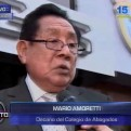 Caso Orellana: Amoretti sostuvo que detenciones no tendrían sustento