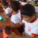 Colegio Fe y Alegría y UTEC desarrollan un programa para potenciar la educación