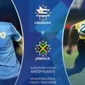 Uruguay vs. Jamaica por la Copa América: hora y alineaciones