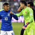 Neymar suspendido inicialmente por una fecha en la Copa América 2015