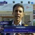 Alianza del Pacífico: Ghezzi puso paños fríos a su amenaza de irse del sector