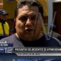 Delincuentes se atrincheraron dentro de una casa en Lince