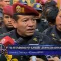 Policía arrestó a 56 sujetos por usurpar vivienda en Lince