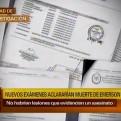 Exámenes confirman que Emerson Fasabi no fue golpeado antes de su muerte