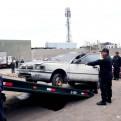Aeropuerto Jorge Chávez: llevan al depósito a más de 100 taxis informales