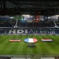 Evacúan estadio de Hannover y el Alemania vs. Holanda se canceló