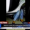 Huánuco: una joven de 18 años agredió a policía durante intervención