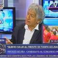 Virgilio Acuña: Denuncia de plagio es una simple especulación contra César