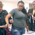 Callao: Condenan a 8 años de prisión a mujer que agredió a una agente policial