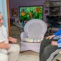 Fidel Castro y Mujica hablan sobre el zika durante cita en La Habana