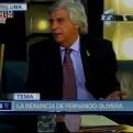 Fernando Olivera acusa a Fuad Khoury de favorecer a una auditoria