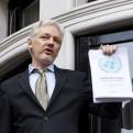 Assange pide salir de la embajada de Ecuador en Londres tras el fallo de la ONU