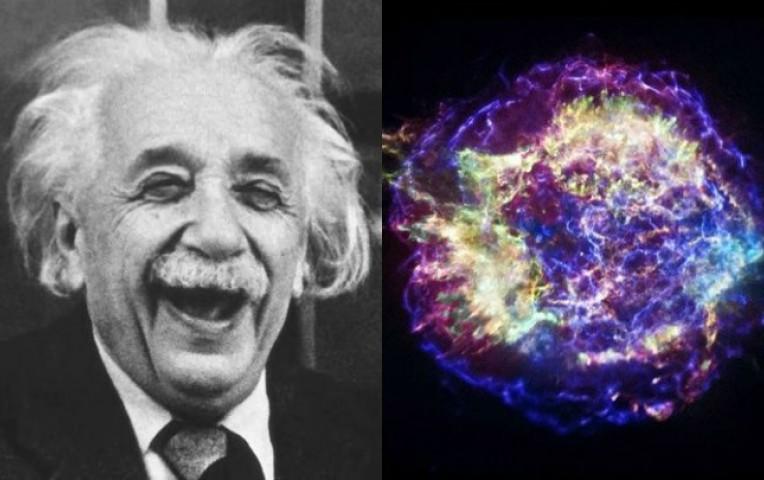 Detectan ondas gravitacionales 100 años después de que Einstein las predijera | Internacionales