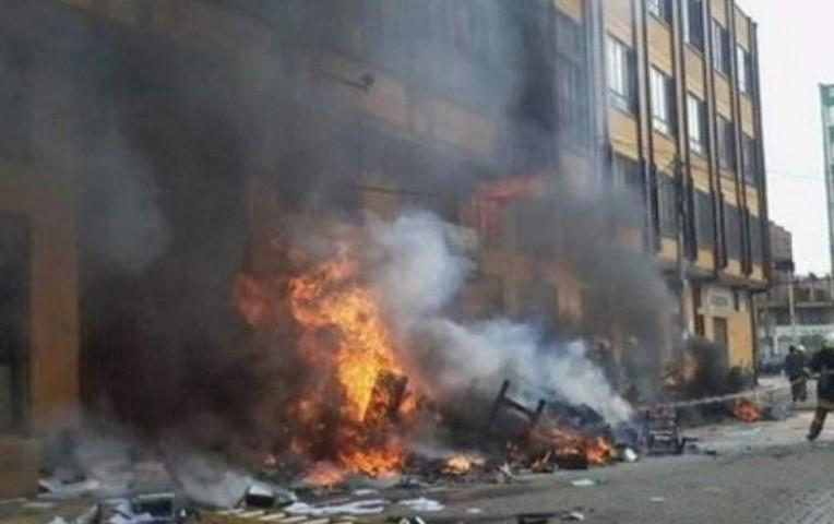 Bolivia: seis muertos en saqueo e incendio en alcaldía de El Alto | Internacionales