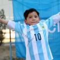 Lionel Messi envió camiseta autografiada de Argentina a Murtaza