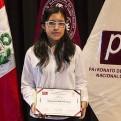 UNI: adolescente de 15 años rompió récord ingresando con la nota más alta
