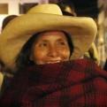 Máxima Acuña recibió premio en EE. UU. por defender el medio ambiente