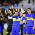 Boca Juniors superó 2-1 en su visita a Cerro Porteño por octavos de Libertadores