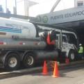 San Isidro: aniego provocó congestión vehicular en Av. Arequipa