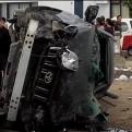 Pisco: 2 muertos y 3 heridos dejó accidente en carretera Pisco – Paracas