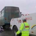 Panamericana Norte: un muerto y 10 heridos tras choque entre bus y camión