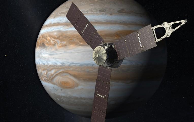 NASA: sonda Juno ingresa con éxito en la órbita de Júpiter | Internacionales