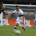 Sao Paulo con Christian Cueva goleó 3-0 al América en el Brasileirao