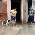 Chorrillos: varias viviendas inundadas por desborde de río Surco