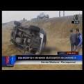 Cañete: dos muertos y un herido en despiste vehicular