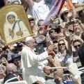 Vaticano: Teresa de Calcuta fue proclamada santa de la Iglesia católica