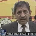 """Julio Magán: """"No hay cárceles doradas en penales"""""""