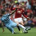 El City se impuso 2-1 al United en el derbi de Manchester
