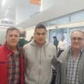 Mayora llegó a Argentina y será presentado en Colón de Santa Fe