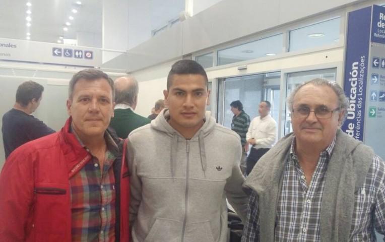 Mayora llegó a Argentina y será presentado en Colón de Santa Fe | Deportes